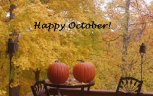 October blog post