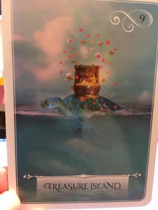 Treasure Island oracle