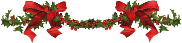Christmas divider