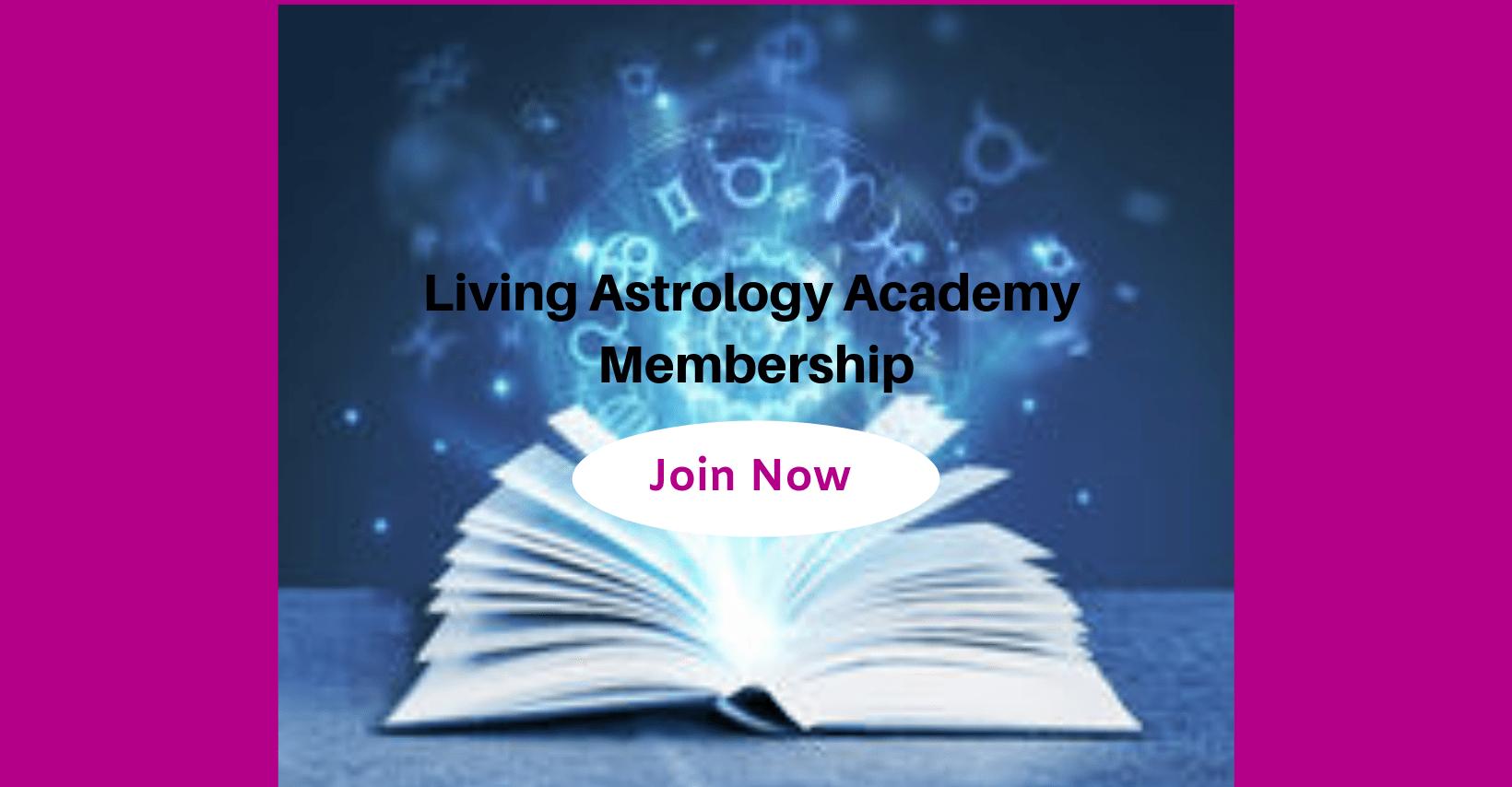 Living Astrology membership